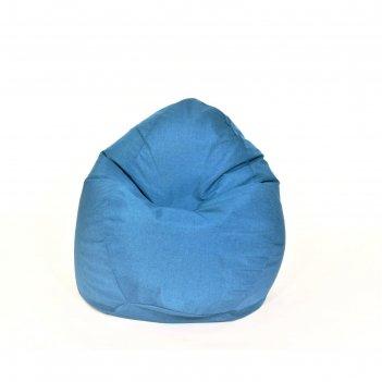 Кресло-мешок «макси», диаметр 100 см, высота 150 см, цвет морской