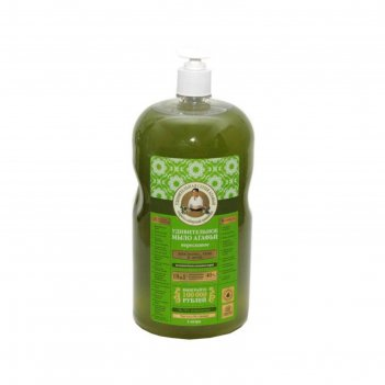 Мыло для волос и тела удивительная серия агафьи «вересковое», 2 л