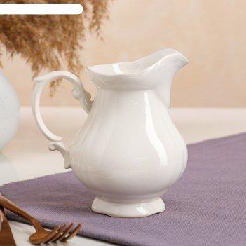 Сливочник камелия, классика, 0.25 л