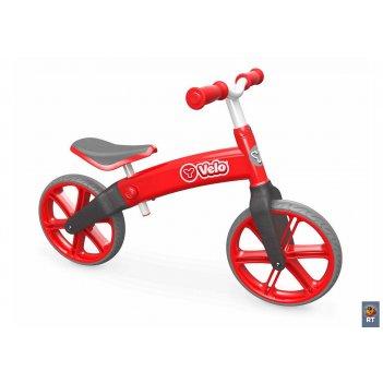 100002 y-bike y-volution y-velo balance bike red