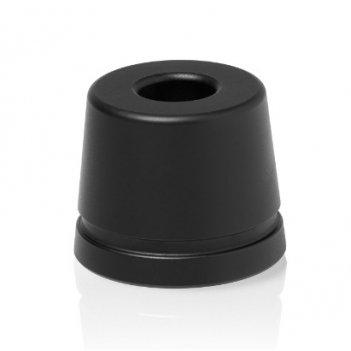 Подставка для т-образного станка rockwell, нержавеющая сталь, черная