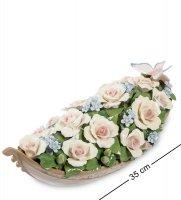 Cms-33/60 композиция лодка с цветами (pavone)