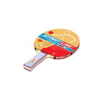 Ракетка level 200 для настольного тенниса, коническая рукоятка