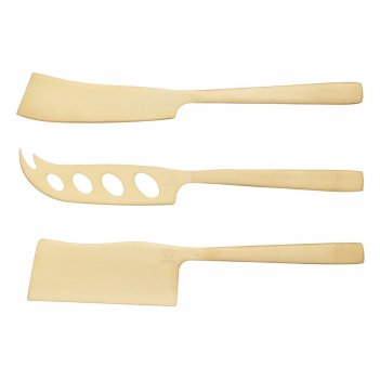 Kitchen craft набор ножей для сыра artesa
