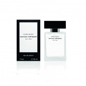 Парфюмерная вода narciso rodriguez for her pure musc, 30 мл