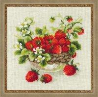 Набор для вышивания садовая клубника