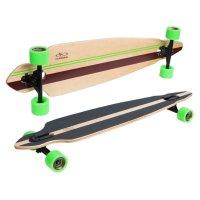 Скейтборд rockpile -carving, slalom & freeride