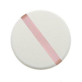 Спонж-губка n15   для макияжа круглая  (5 шт в уп.)