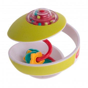 Развивающая игрушка «чудо-шар зелёный»