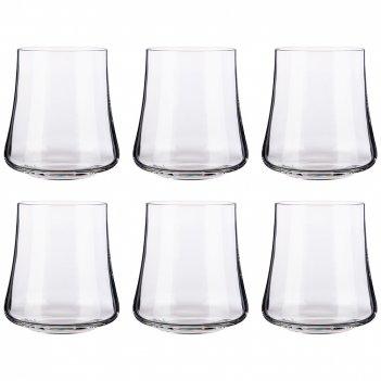 Набор стаканов для воды/виски из 6 штук xtra 350мл