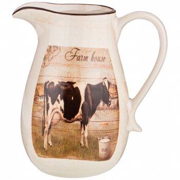 Кувшин коллекция farm house 1300 мл 17,5*13*19 см