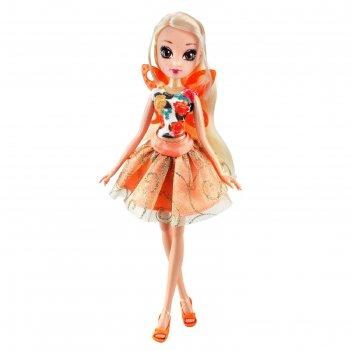Кукла winx club волшебные крылышки «стелла»