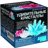 4m удивительные кристаллы мультицвет
