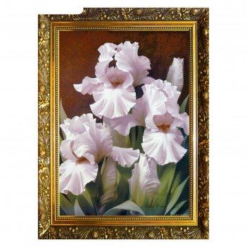 Алмазная мозаика изысканная красота 29,5x20,5см, 24 цветов nr- 35