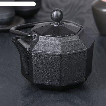 Чайник с ситом 800 мл «aманжол»