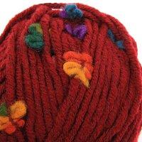 Пряжа maxi flower 70% акрил, 25% шерсть, 5% полиамид 80м/100гр (5082)
