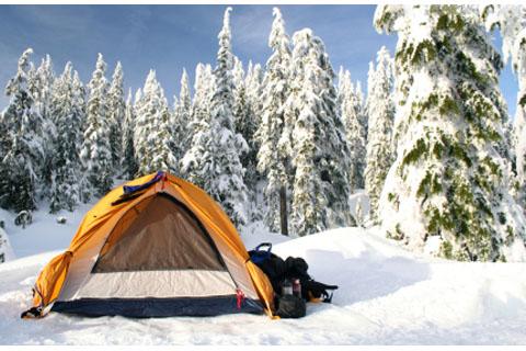 зимний туризм и отдых